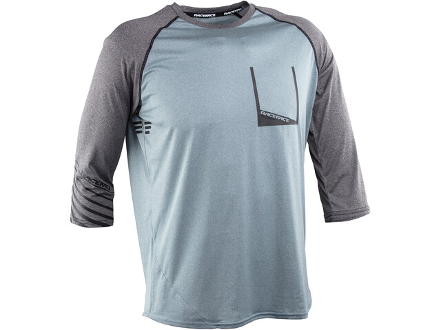 Race Face Stage 3/4 Sleeve Jersey Men concrete